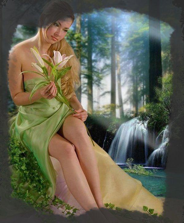 Femme en vert. dans ET LES FEMMES ! 93mtrkbg